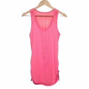 Lululemon Run Tie and Fly Tank Top Pink Size 6